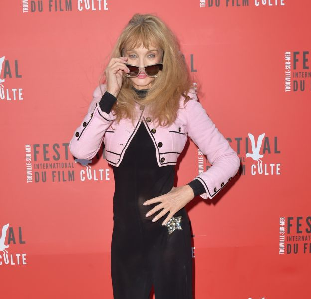 Arielle dombasle scadere in greutate